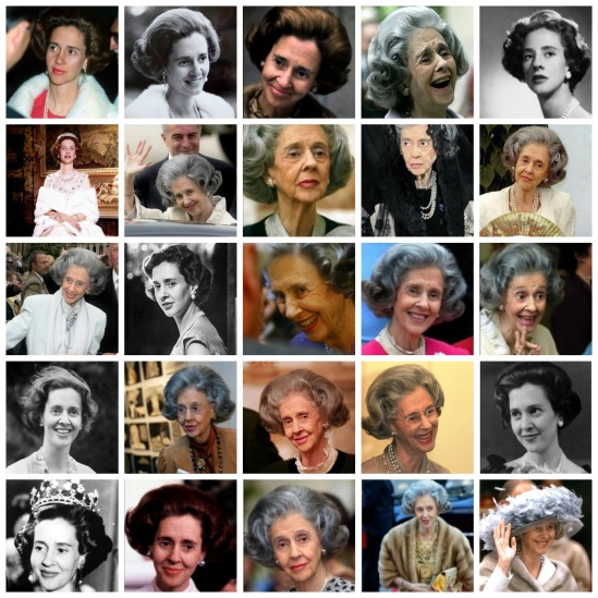 Our photo tribute to Queen Fabiola throughout her 86 years. Many happy and healthy returns of the day.