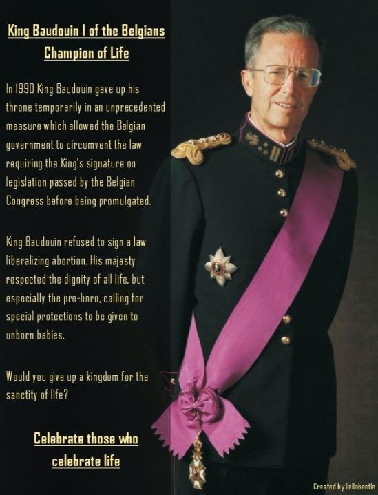 Baudouin 2 - Champion of Life-B
